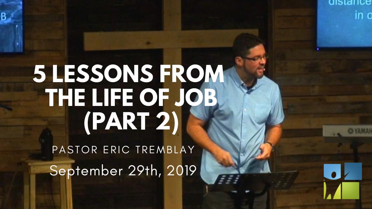job sermon 2