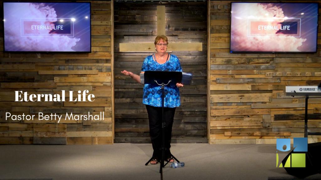 Eternal Life 23 Aug 2020