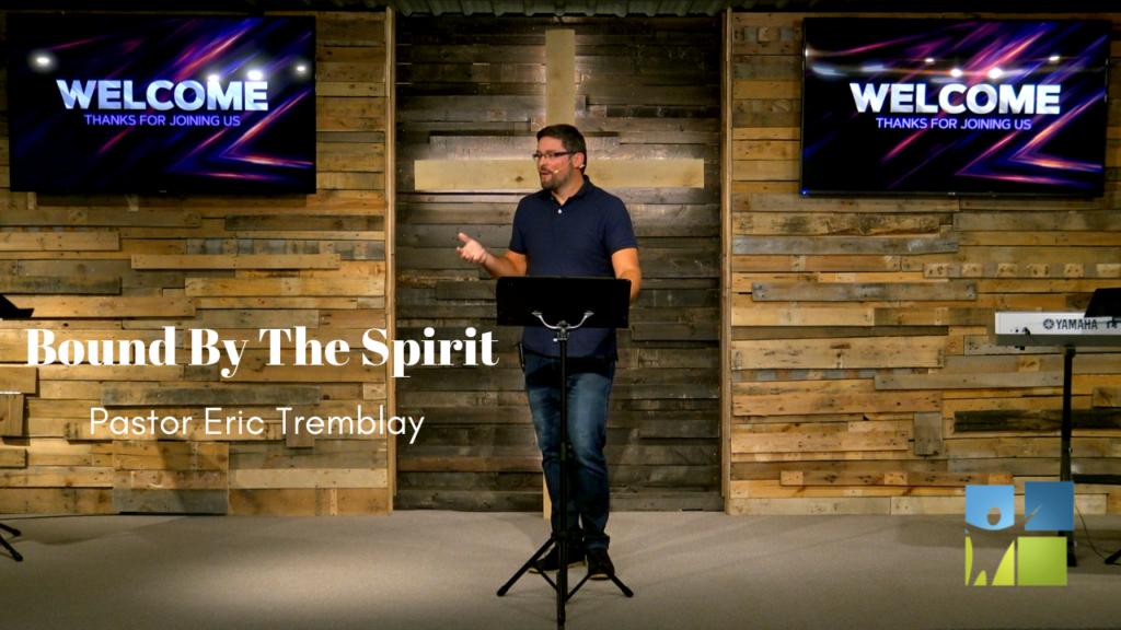 Bound By the Spirit
