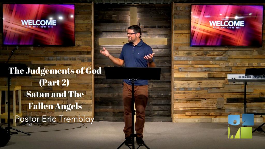 The Judgements of God 25 October 2020