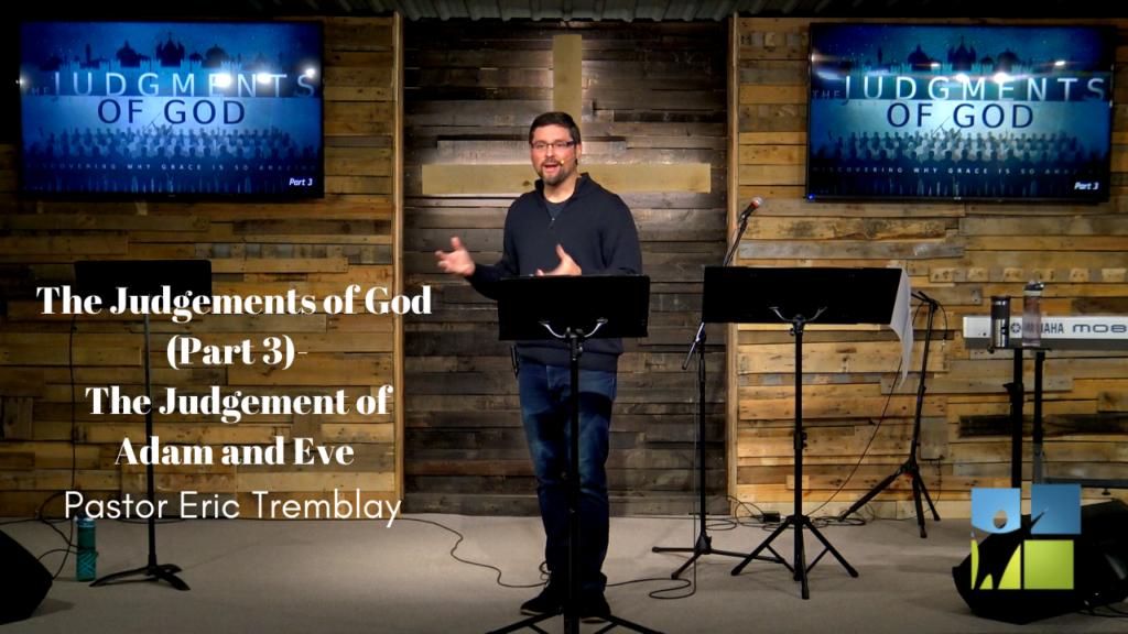 The Judgements of God 1 Nov 2020