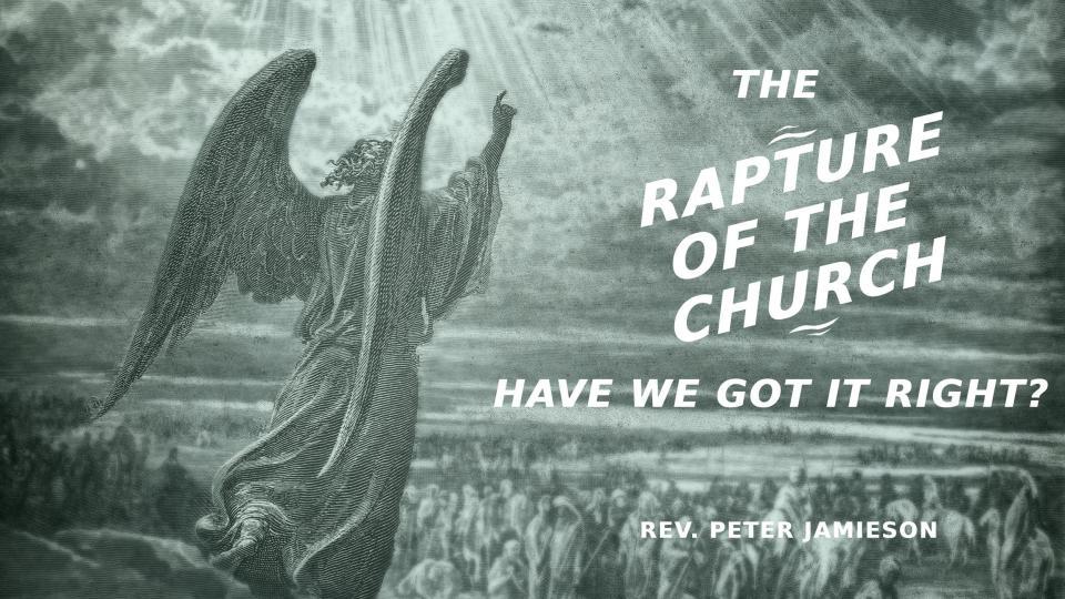 The Rapture Sermon